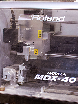 Roland brand CNC router