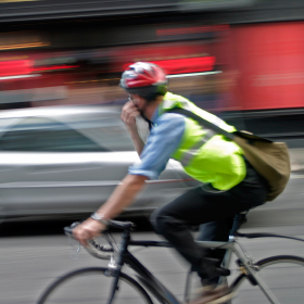 photo of Counting Cyclists for Better Planning