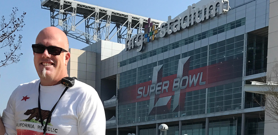 SDSU Faculty Members Contribute Talent to 2017 Super Bowl LI