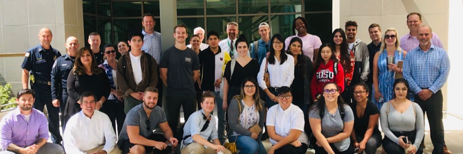 Public Administration Students Partner with City of El Cajon