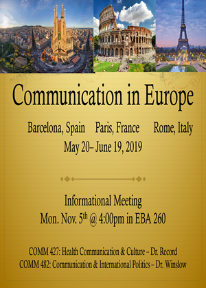 Communication in Europe