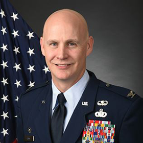 photo of Colonel John Grimm
