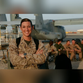 JMS Professor and Alumni Explore Framing Theory and Marine Corps Policy Change