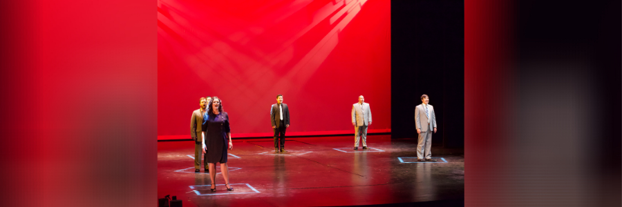 "SDSU Musical Theatre Presents Massive ""Chess: In Concert"