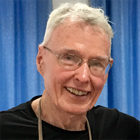 photo of John Cleary