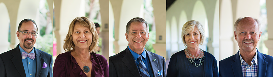 Five Communication Professors Honored with National Awards