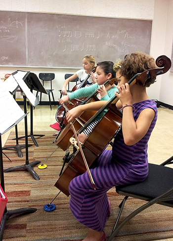 SDSU Community Music School: <br/>Music Education for All