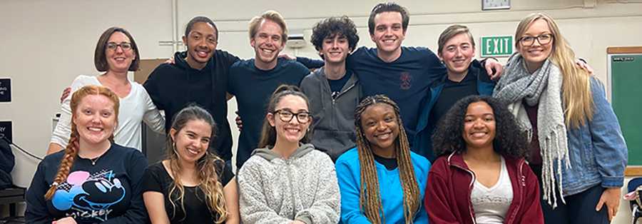 From the Comic Strip to the Stage: SDSU Theatre Presents Dog Sees God by Bert V. Royal