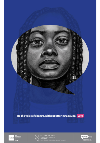 SDSU and Coalition of Art Venues Celebrate Women's Voting Rights with National Poster Exhibition