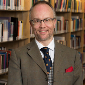 Swedish Scholar Visits SDSU to Collaborate with JMS