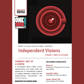 "Students Curate ""Independent Visions: New Asian American Images on Screen"""