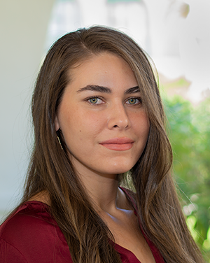 Headshot of Kristina Leyva