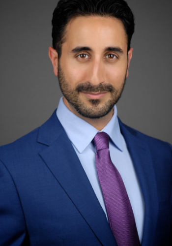 Dr. Arian Khaefi Appointed Director of Choral Studies