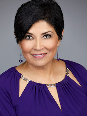Headshot of Laura Castañeda