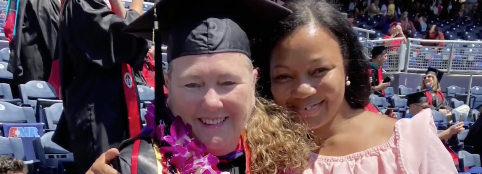 From Prison to College: Graduating with a Masters in Criminal Justice From SDSU