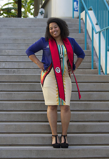 Lauren J. Mapp: Outstanding Graduate, School of Journalism and Media Studies