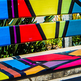 Finding Art Across SDSU with The Art Bench Project