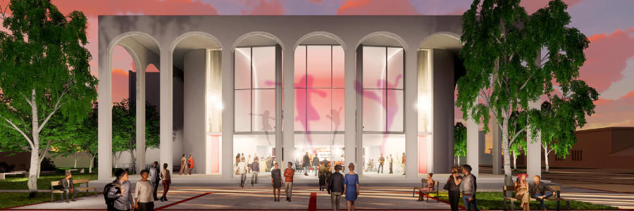 SDSU Announces New Performing Arts District