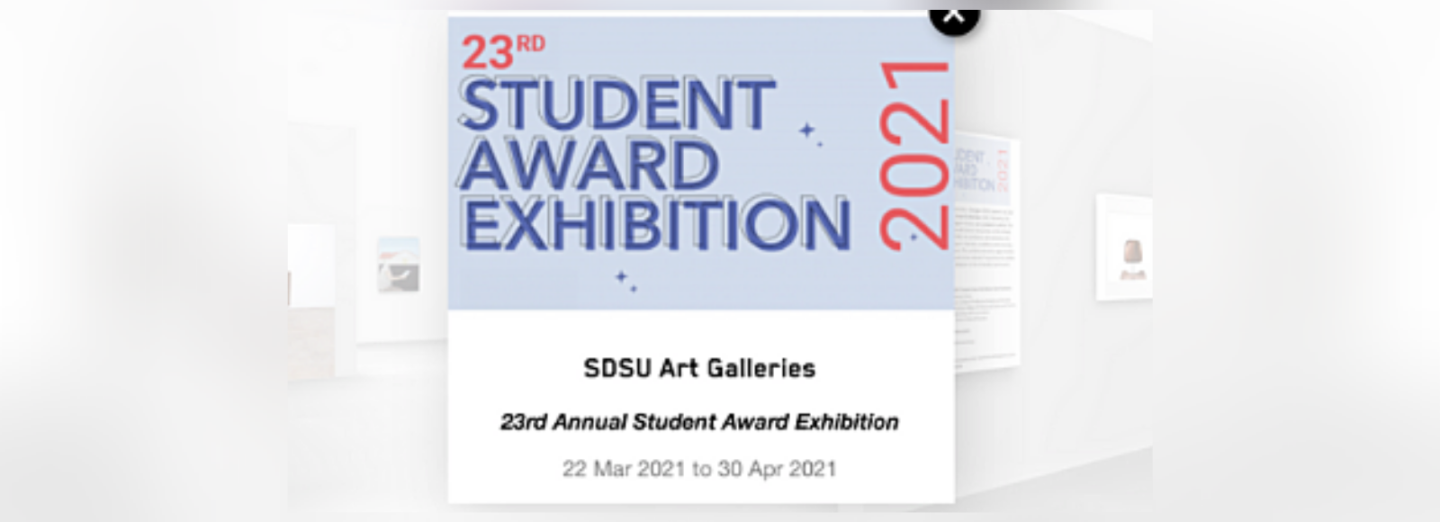 Student Art and Design Exhibition Brings Honors and Cash Prizes