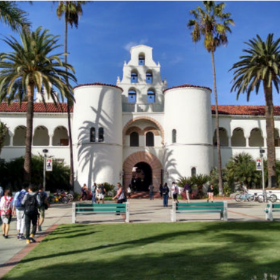 Criminal Justice is #2 in top 10 degrees for SDSU seniors graduating in 2019