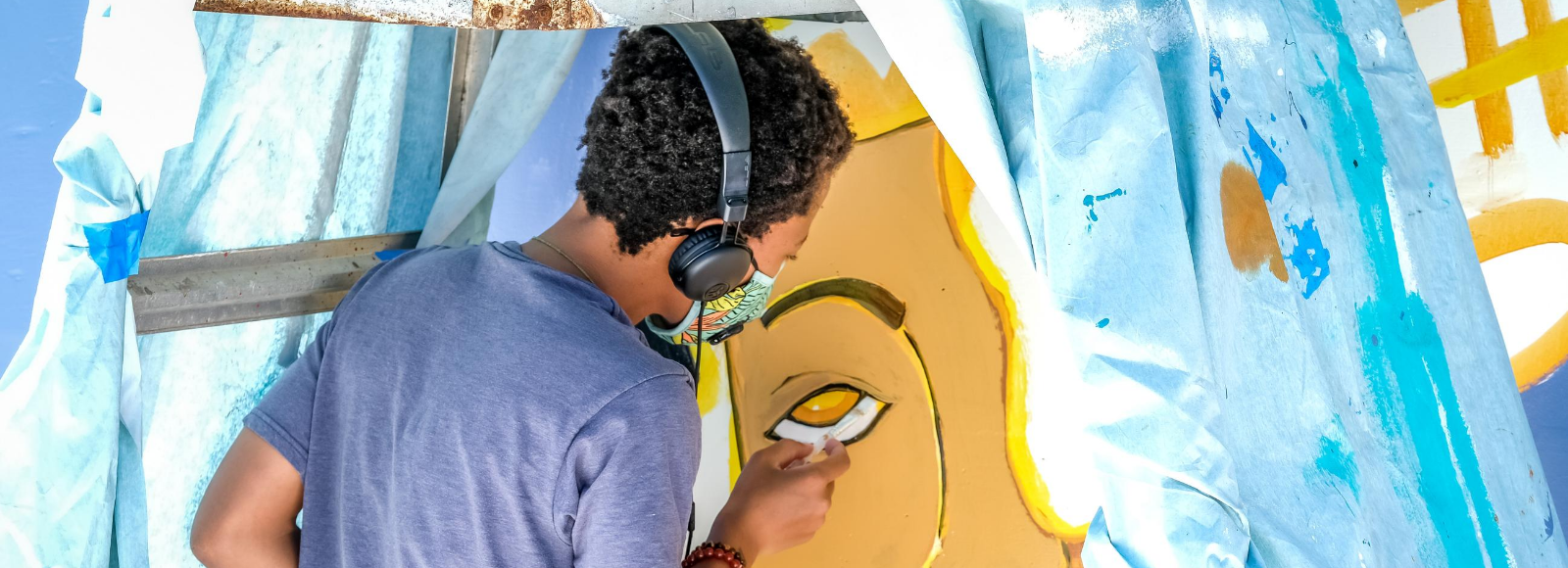 Two New Murals Spark Conversations on Representation
