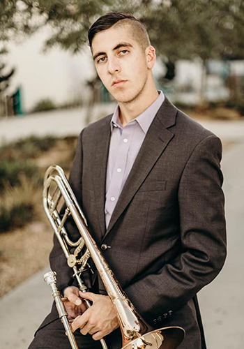Music Student Gains Beneficial Teaching Experience