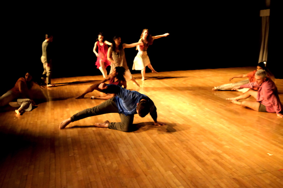 SDSU Dancers Perform Among the Best at ACDA Conference