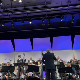 The Daily Aztec Reviews Bill Yeager Jazz Orchestra Concert Premiere