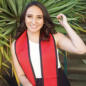 Briana Marquez: Outstanding Graduate, School of Communication