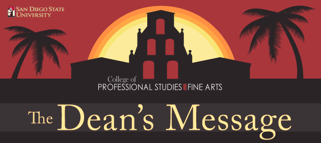 The Dean's Message