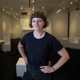 San Diego Union-Tribune: SDSU Art and Design Professor Opens Exhibition in Liberty Station