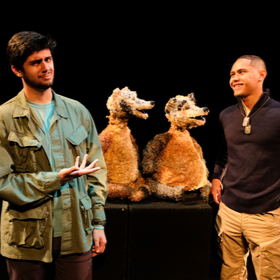 SDSU Theater Collaborates with Native Voices for Lying with Badgers