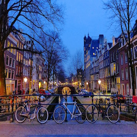 photo of The Netherlands: Bicycling the Livable Streets and Sustainable Cities