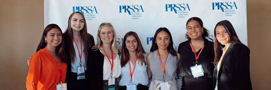SDSU Shines at Public Relations Society of America's Annual Conference