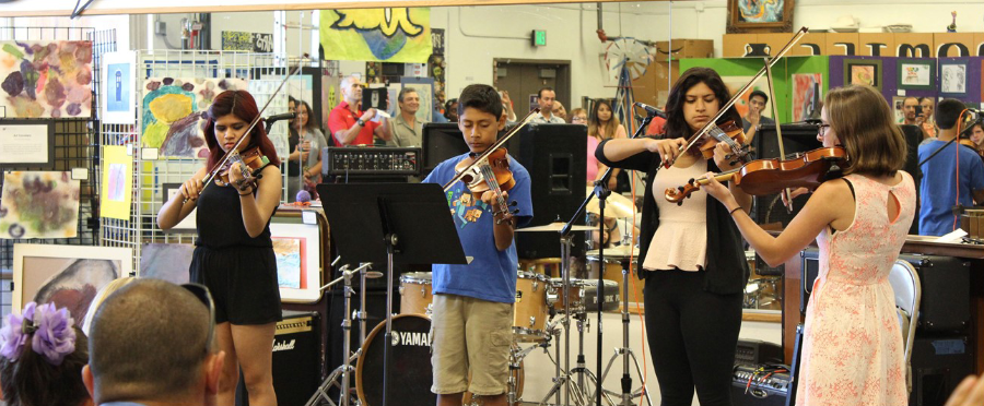 Music Education Helps National City Youth