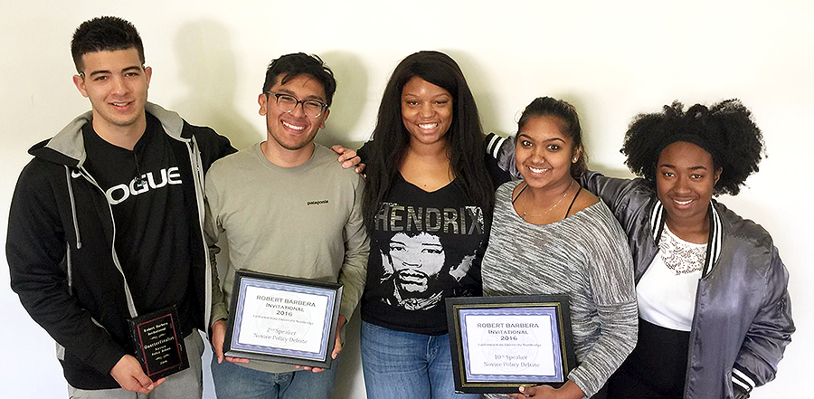 SDSU Forensics: <br/>Excellence and Personal Growth