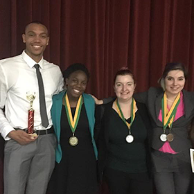 SDSU Forensics: Excellence and Personal Growth